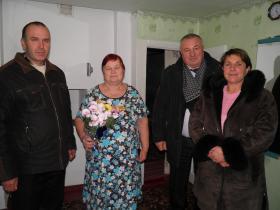 (Зліва направо): М.С.Супрун, Н.П.Сірик, І.Г.Мануша, Л.О.Луценко